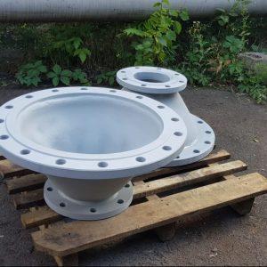 Детали трубопроводов ДУ10 ... 5600 <br>Ру 10 ... 40 <br>стальные /нержавеющие